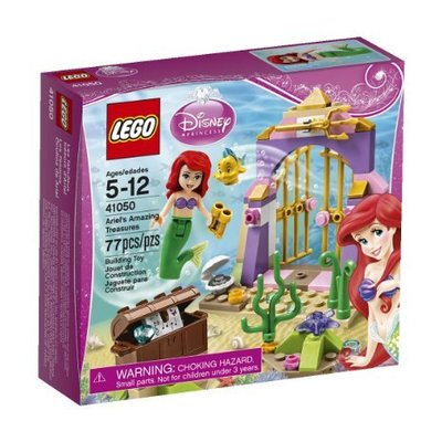 全新現貨 41050 (Poor Box) LEGO Disney Ariel's Amazing Treasures