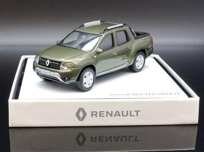 【MASH】現貨瘋狂價 Norev 1/43 Renault Duster Oroch Pick-Up 2015