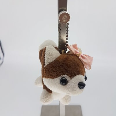 二手 柴犬 狗 狐狸 吊飾 娃娃 公仔 玩偶 布偶 玩具 擺設 飾品 新北市