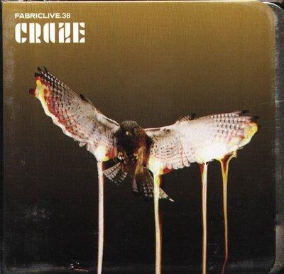 K - Craze - Fabriclive 38  - CD +OBI - NEW