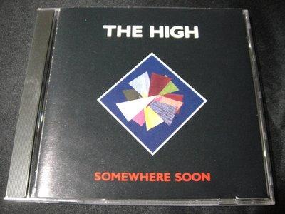 【198樂坊】The Higgh Somewhere Soon(Box Set Go.......美版.)BW