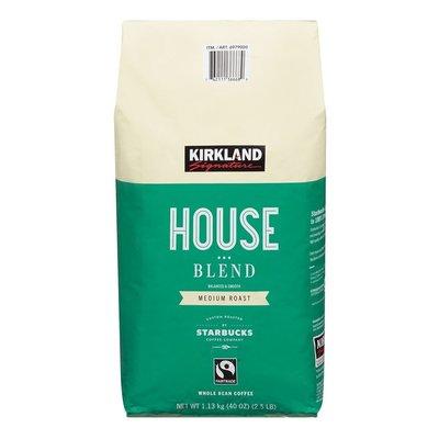 costco代購 #6979000 Kirkland Signature 科克蘭 精選咖啡豆 1.13公斤*