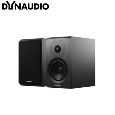 預購 Dynaudio 丹麥 New Emit 10 書架喇叭【公司貨保固+免運】