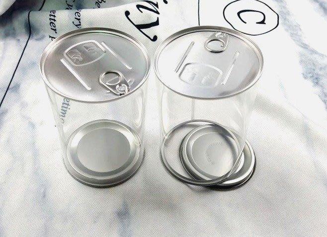 【♥豪美包材♥】易封易開罐圓桶-尺寸:直徑10x高6cm-單支賣場