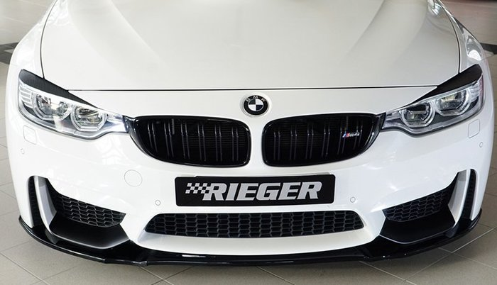 【樂駒】RIEGER BMW F82 F83 M4 F80 M3 前下巴 前下擾流 front splitter 空力