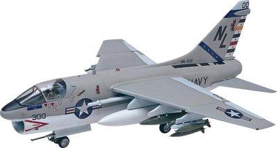 利華Revell拼裝飛機模型85-5484 1/48 A-7A CORSAIR 戰斗機