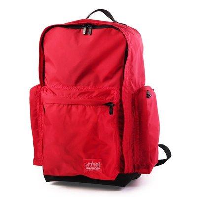 4折【光華店】~Manhattan Portage曼哈頓Cordura Lite輕量後背包(1215-CDL)紅