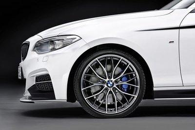 【樂駒】BMW 原廠 改裝 精品 F22 F20 M Performance 19吋 405M 輪框 輪圈 性能 外觀