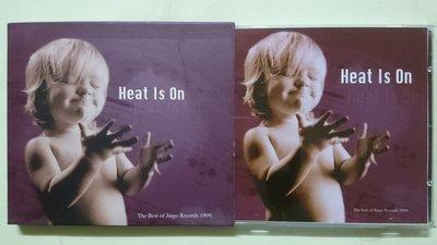 【鳳姐嚴選二手唱片】The Best of Jingo Records 1999:Heat Is On  發燒專賣店