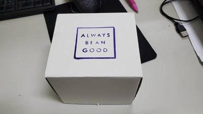 Always Bean Good  余文樂最愛ABG COFFEE 馬克杯 全新900含郵下標就賣