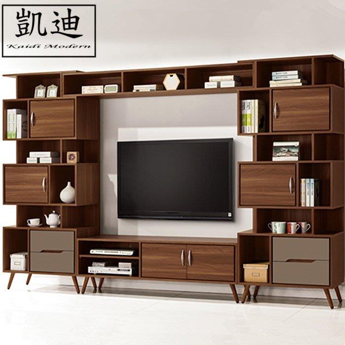 【凱迪家具】M1-622-2米蘭 10.2 尺組合電視櫃(全組)/桃園以北市區滿五千元免運費/可刷卡
