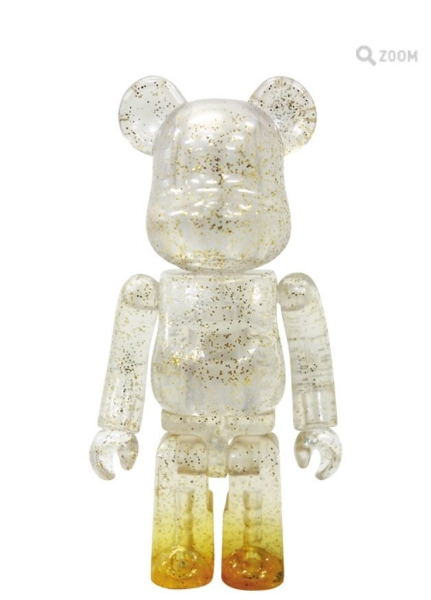 Be@rbrick BEARBRICK 100% Series 30 30代 jellybean 有咭有盒 香港直送