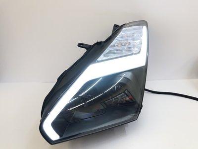 (小鳥的店)日產 GTR R35 大燈 頭燈 LED 日行燈 07 08 09 10 11 12 13 14 15