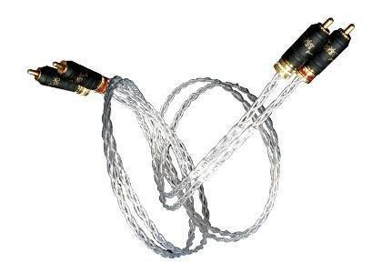 【音逸音響】純銀.訊號線》美國 Kimber Kable KCAG 純銀 + WBT-0147 RCA頭(1.5米/對)