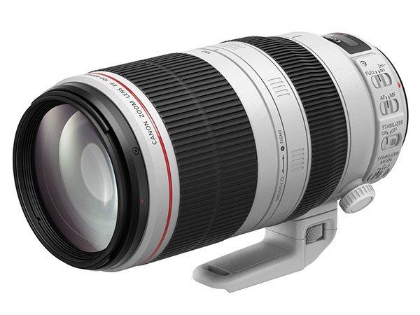 【eWhat億華】最新 Canon EF 100-400mm F4.5-5.6 L II  IS USM  大白兔  平輸 【2】