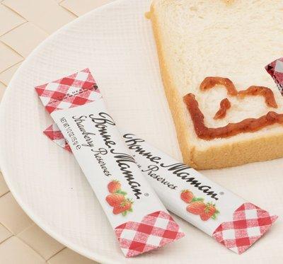 BONNE MAMAN草莓果醬 15 公克 X 100 入【COSTCO 好市多線上代購】