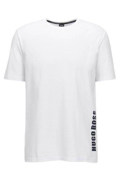 ☆丸子精品舖☆【HUGO BOSS  BODYWEAR 素面 側LOGO  短袖T恤 圓領 白色 】現貨 全新正品