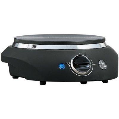 GE單口電熱爐1000w,電爐 調溫 防滑,營業 小家庭 聚餐 火鍋 泡茶,近全新 簡易包裝