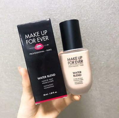 make up for ever 浮生若夢雙用水粉霜50ml 台北市