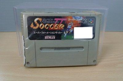 【飛力屋】SFC Super Formation Soccer 2 超級結構足球2 超級任天堂 超任 日版卡帶 O03