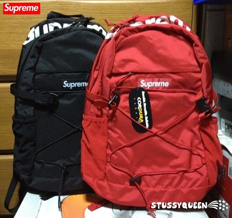 a3572bd8e981 超搶手 全新正品2016 SS春季Supreme Cordura Backpack 40th 40代後背包4 ...