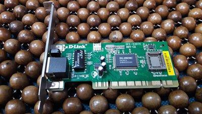 二手良品 D-Link DFE-530TX REV-C2 網路卡