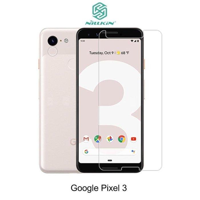 *Phone寶*NILLKIN Google Pixel 3 XL /Pixel 3 H+PRO 防爆鋼化玻璃貼 防指紋