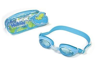 【阿LIN】630AAA 泳鏡 筆筆狗兒童矽膠 A630 全矽膠兒童泳鏡 PC鏡片 泳鏡袋 狗狗
