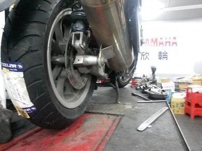 欣輪車業 METZELER 象牌 Z6 120/70-12 自取1800元