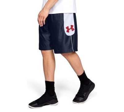 【SUNNYEGG】Under Armour UA Perimeter籃球短褲 深藍 1317393-410