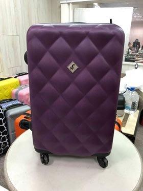 Mjbox 菱格系列 行李箱 旅行箱 24吋