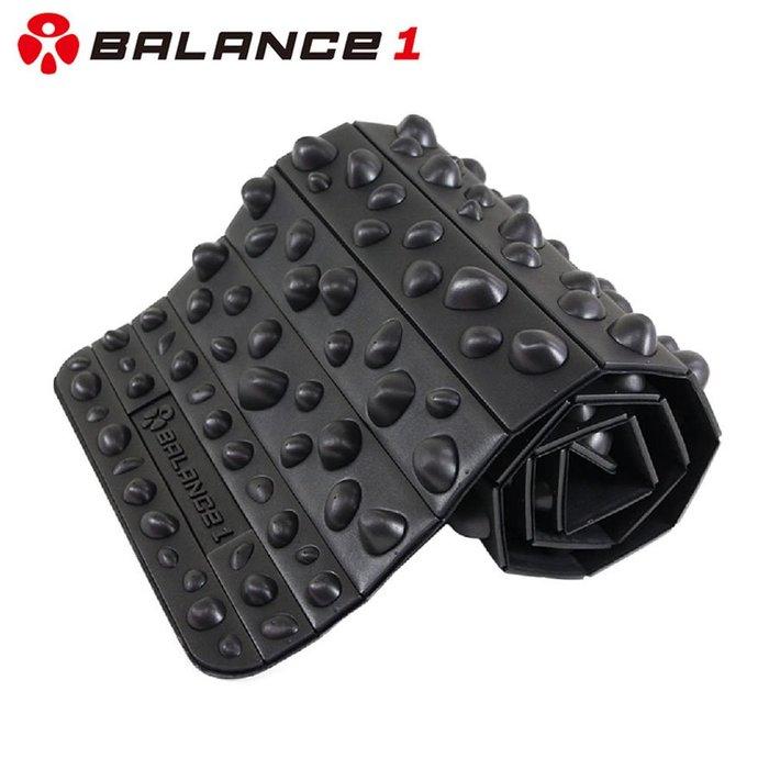 衝評價《 BALANCE 1 》足部按摩健康步道(黑色)