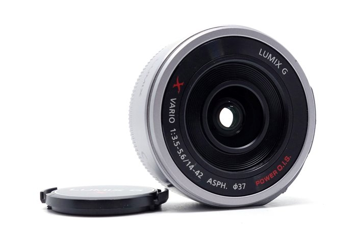 【台中青蘋果】Panasonic LUMIX G X VARIO PZ 14-42mm X鏡 二手鏡頭  #03961
