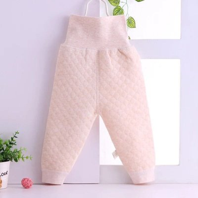 現貨幼童家居服保暖包肚褲夾棉睡衣