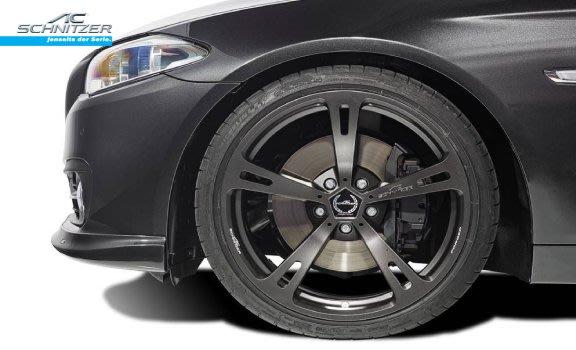 【樂駒】AC Schnitzer BMW F06 F12 F13 type V 20吋 鍛造 黑 銀 Michelin