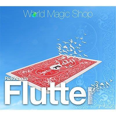 【天天魔法】【S835】正宗原廠~移動貼紙(Flutter by Rizki Nanda)