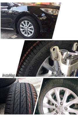 特價 三重 國道旁 ~佳林輪胎~ 德國馬牌 UC6 SUV 235/55/19 四條送3D定位 非 PS4 LS3