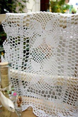 編織餐墊--ZAKKA自然風格白色米色...