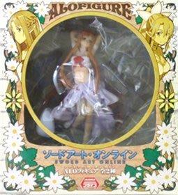 日本正版 景品 FURYU 刀劍神域 SAO 亞絲娜 ALO 模型 公仔 日本代購