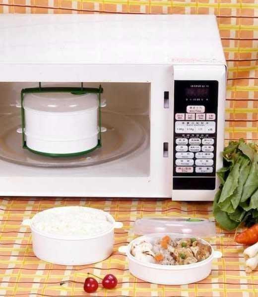 微波保鮮盒 攜帶式微波飯盒 2件組