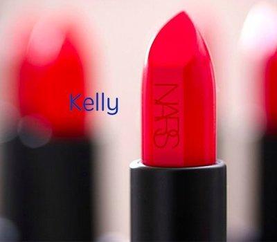 蕎蕎小鋪 Nars Audacious Lipstick 惹火唇膏Kelly 珊瑚芙蓉紅