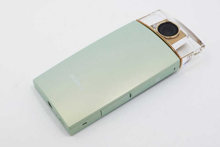 【台南橙市3C】SONY DSC-KW11 KW11  香水機 自拍機 公司貨 橄欖綠 # 15678