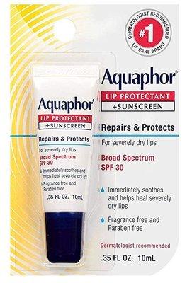 【雷恩的美國小舖】Eucerin Aquaphor修護保濕護脣膏