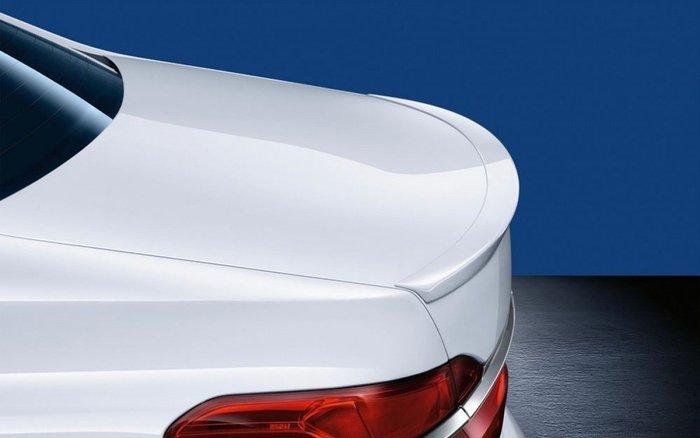 【樂駒】BMW 7 Series G11 G12 原廠 M Performance 尾翼 改裝 外觀 空力 套件 素材