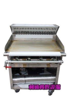 《利通餐飲設備》美式-煎台+煙罩 88×63/76×80/91 煎台含煙罩 牛排煎爐 日式煎台 早餐店煎台 含抽風