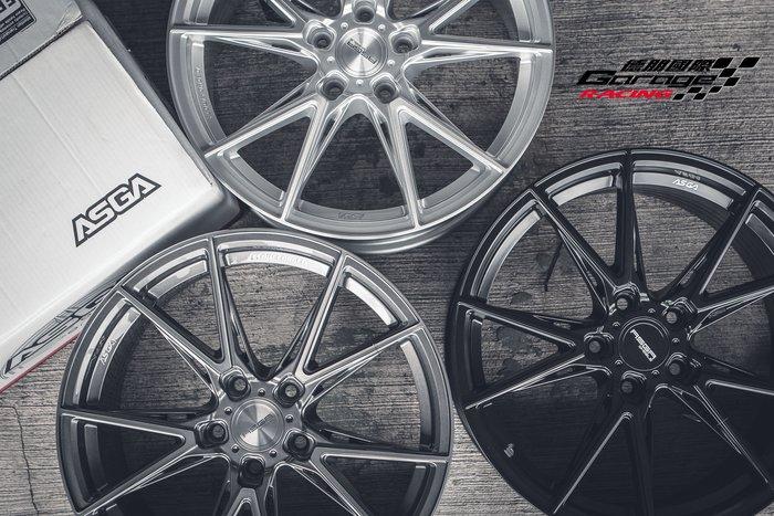 德朋國際 / ASGA ARF07輕量化/旋壓鑄造 經典式樣 可閃多活塞各車系 開賣中