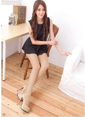 ~玫瑰 襪館~ 保暖天鵝絨膚色不透膚 150D顯瘦修長美腿褲襪,OL麻豆蘿莉風cosplay芭蕾舞蹈襪 品