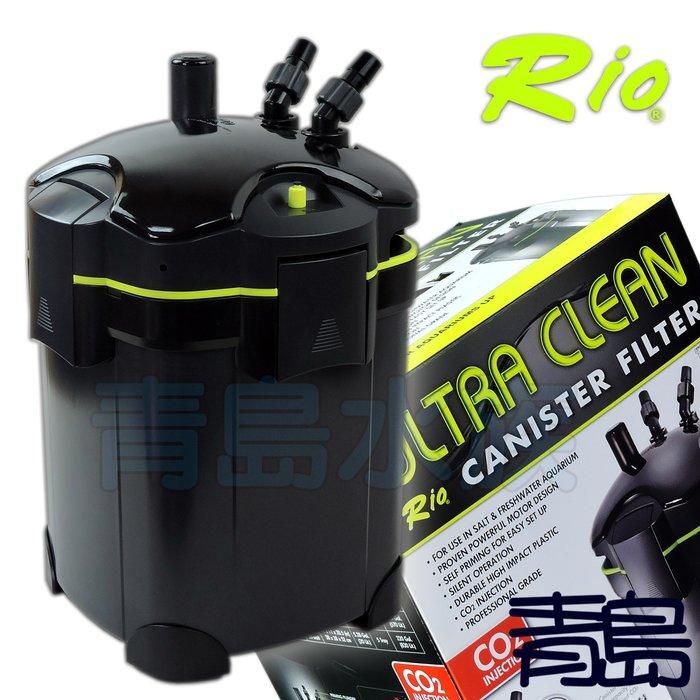 BS。。。青島水族。。。UC-3000台灣RIO摩爾-----圓桶 圓筒 桶式過濾器 可串接CO2設備==3000L/H