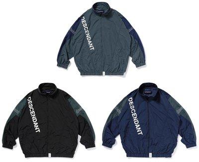 【希望商店】DESCENDANT TERRACE NYLON JACKET 19SS 夾克 校服