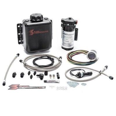 =1號倉庫= Snow Performance Stage 2 錶頭 渦輪表 水噴射 系統 渦輪 金屬管 通用 各車系
